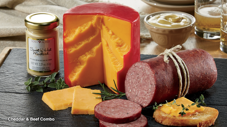 Wisconsin Cheddar Cheese Is Better