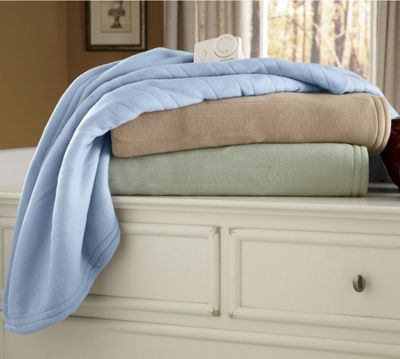 Fleece Electric Blanket