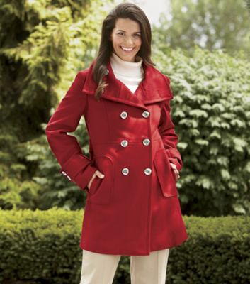 Women's Wool Blend Royal Academy Jacket