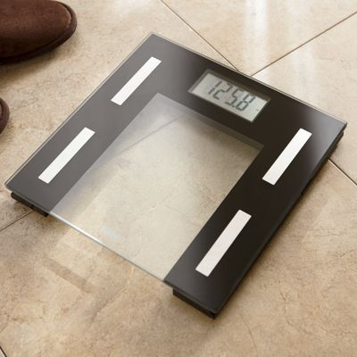 Glass Body Analysis Scale by Conair