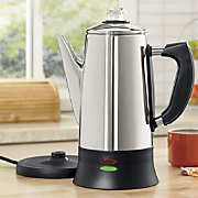 12 cup coffee percolator by elite