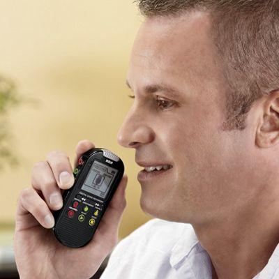 1600 Hour Digital Voice Recorder by RCA