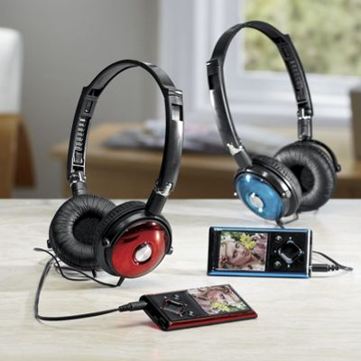 8 GB MP3 Player with Headphones by Supersonic