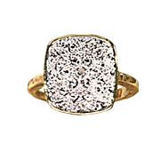 Vintage Rectangle Ring
