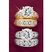 round channel bridal set 4
