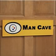 NFL  Man Cave Plaque