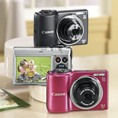 16 MP Power Shot Camera by Canon