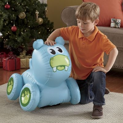 Adorable RC Inflatable Hippo