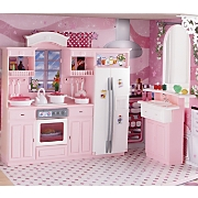 3-in-1 Dollhouse Furniture Sets