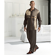 Mens Knit Front Set By Steve Harvey
