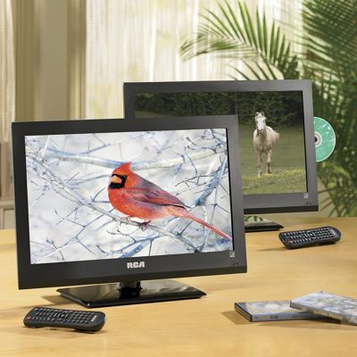 22 Inch Class & 22 Inch Class with/without DVD Player LED 1080p HDTV by RCA