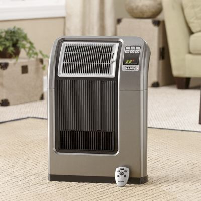 Digital Ceramic Heater with Fresh Air Ionizer by Lasko