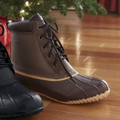 Men's Winter 5-eye Duck Boot