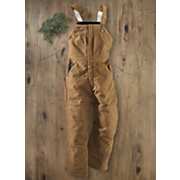 Sanded Duck Bib Overalls By Dickies