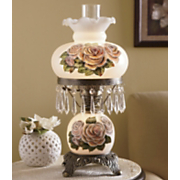 Southern Charm Rose Lamp