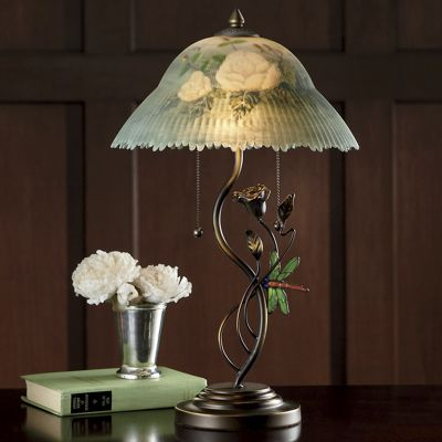 Hand-Painted Inner Beauty Lamp