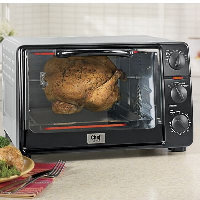 Chef Tested Convection/Rotisserie/Toaster Oven by Montgomery Ward