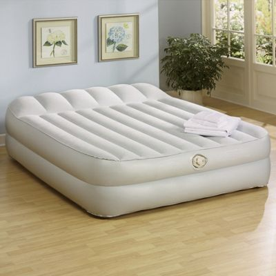 Elevated Queen Mattress by Aerobed