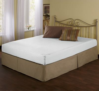 Sleep Connection 8-inch Memory Foam Mattress by Montgomery Ward