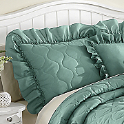 mayfield quilted sham