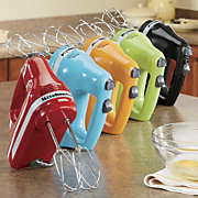5 speed ultra power hand mixer by kitchenaid