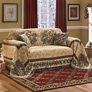 Home For The Holidays Furniture Throws and Pillow