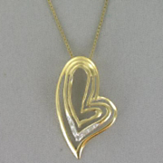 heart pendant 133