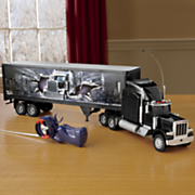 rc kenworth peterbilt semi