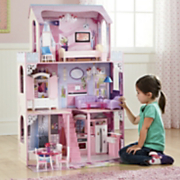 sparkle shine fashion doll house