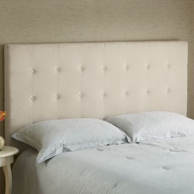Button-Tufted Leah Headboard