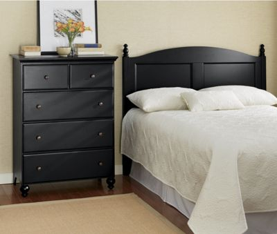 Westmont Dresser and Headboard From Renovations Thomasville