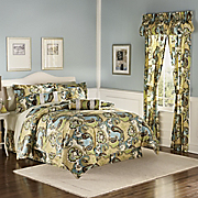 Jasmine 7-Piece Bed Set & Window Treatments