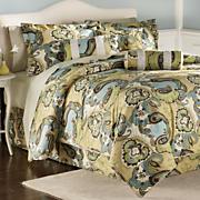 Jasmine 7-Piece Bed Set & Window Treatments