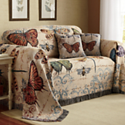 blossomwood butterflies furniture throws and pillow