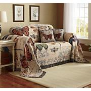 blossomwood mariposas muebles mantas y almohadas