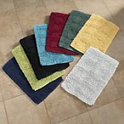 classic cotton bath mat