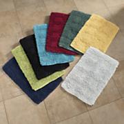 alfombra de baño clásico de algodón