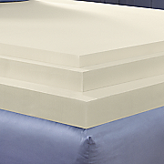 Sleep Connection Viscose Memory Foam Topper by Montgomery Ward