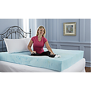 """8"""" Sleep Connection Viscose Memory Foam Mattress with Smooth Cooling Gel by Montgomery Ward"""
