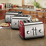 4 slice toaster by kitchenaid
