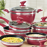 chef tested 10 pc nonstick aluminum cookware set by montgomery ward 2014