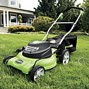 3 in 1 20 inch electric mower