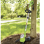 15 inch wheeled electric string trimmer