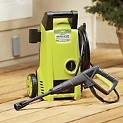 1450 psi electric pressure washer by sunjoe