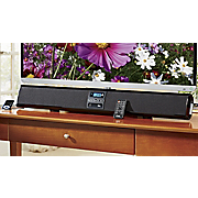 "iTrak 32"" Multifunction Sound Bar"