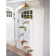flight of the monarchs wind chime