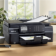 multifunction printer with wi fi by brother