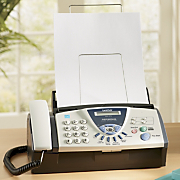 personal fax phone and copy machine by brother