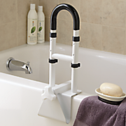 clamp tub rail