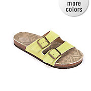 terra turf strap sandal by muk luks